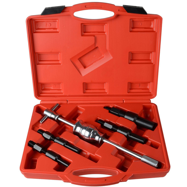 5Pc Blind Inner Bearing Puller Set