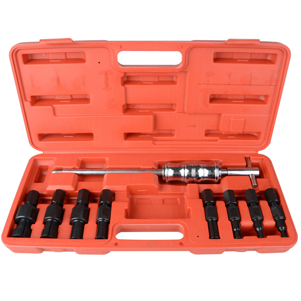 9Pcs Blind Hole Bearing Puller Set
