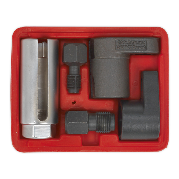 5Pcs Oxygen Sensor & Thread Chaser Set